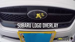 subaru wrx decals my 2016 wrx subaru overlay removal bothered by colors youtube