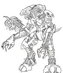 Lego Bionicle Coloring Pages Many Interesting Cliparts Sw Coloring Page