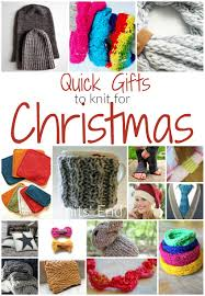homemade christmas gifts to knit knits u0027 end