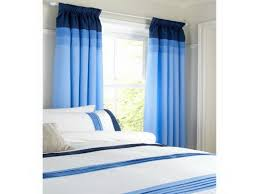 Blue Curtains Bedroom Blue Curtains For Bedroom Home Design Plan