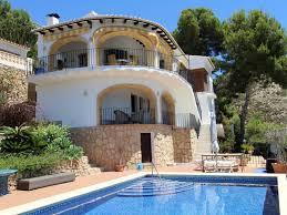 Schlafzimmerm El Zu Verkaufen Verkauf Villa Moraira El Portet