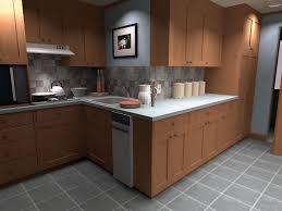 Architect Kitchen Design 3d Renderings With Chief Architect Gallant Designworks