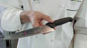 Victorinox Kitchen Knives Fibrox by Victorinox Knife Test Etundra Youtube