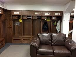 Locker Room Furniture Men U0027s U0026 Women U0027s Basketball Locker Room Renovation Baldwin