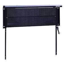 craftsman 6 u0027 metal workbench backwall tools garage