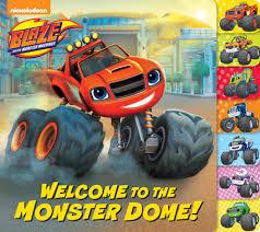 monster dome blaze monster machines