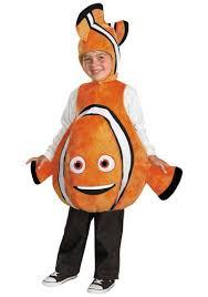 Animal Halloween Costumes Girls Toddler Deluxe Nemo Clown Fish Costume Nemo Costume Toddlers