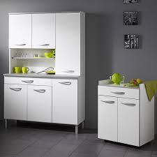 buffet de cuisine buffet de cuisine smarty 120cm blanc