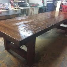 Cypress Dining Table by Handmade Cypress Dining Table With Tile Top By Wonder Woodworking