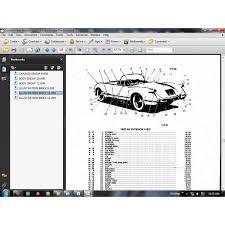 corvette c3 parts 1968 1969 1970 1971 1972 corvette c3 parts manual