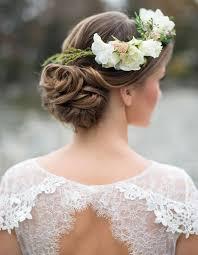 coiffure femme pour mariage coiffure mariée les plus belles coiffures de mariée tendance en