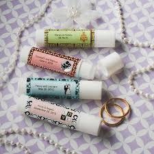 lip balm favors personalized lip balm party favors wedding bridal shower