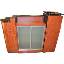 Reception Desk With Display Union Rf901 Reception Desk With Retail Display Wholesale