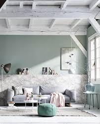 cuisine vert d eau décoration comment utiliser la couleur vert d eau jade dans salon