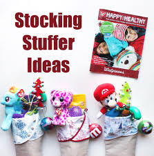 stocking stuffer ideas from walgreens holiday guide cutesy crafts