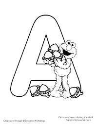 elmo abc coloring pages for preschool 4593 elmo abc coloring