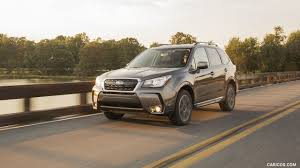 subaru forester touring xt 2017 subaru forester 2 0xt touring front three quarter hd