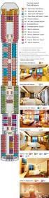 Carnival Legend Floor Plan by Ozcruising Australia