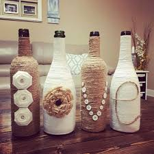 How To Decorate A Wine Bottle Best 25 Decorating Wine Bottles Ideas On Pinterest Wine Bottle