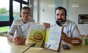 editer un livre de cuisine edition de forbach schoeneck les chefs du lycée condorcet