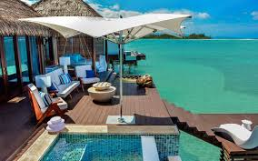 fly to a beautiful overwater bungalow for only 279 round trip
