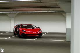 Lamborghini Aventador Sv - dj afrojack and his blood red lamborghini aventador sv