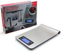 balance de cuisine electronique balance de cuisine electronique plateau en inox ecran lcd gramme ebay