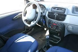 Fiat Punto 2002 Interior Fiat Punto 1 9 Tdi Auto24 Ee