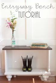 Home Decorators Bench by Best 10 Entryway Bench With Storage Ideas On Pinterest Entryway