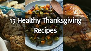 17 healthy thanksgiving recipes 4 is our favorite nutrition fox