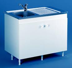 evier cuisine 80 cm meuble de cuisine sous évier azur aquarine