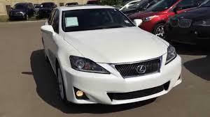 white lexus is 250 2008 pre owned white 2012 lexus is 250 auto awd touring edition 1
