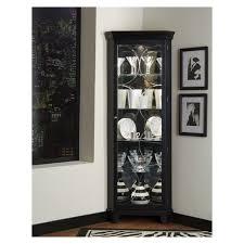 how to arrange a corner china cabinet corner china cabinet black ideas on foter