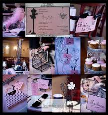 bridal showers archive the finishing touch events