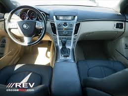 cadillac cts coupe 2011 2011 used cadillac cts coupe luxury performance at rev motors