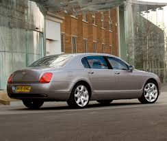continental flying spur and continental flying spur speed