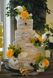 25 best birch wedding cakes ideas on pinterest birch tree cakes
