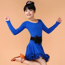 online shop child dance latino dancing cheap dresses kids