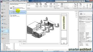 autodesk revit tutorial revit to pdf youtube