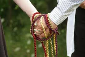 celtic handfasting cords handfasting an ancient wedding tradition forever together seattle
