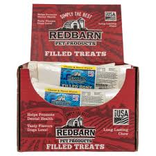large cheese n u0027 bacon filled bone dog chew redbarn large