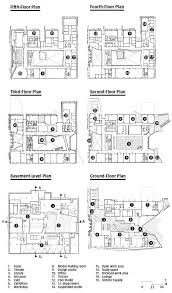 architect floor plans faculty of architecture building and planning designed by