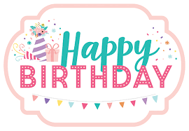 birthday girl collections echo park paper co happy birthday girl