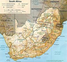 africa map map south africa map map all maps of the world