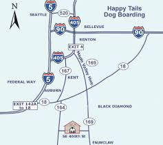enumclaw wa map tails map and directions to boarding daycare