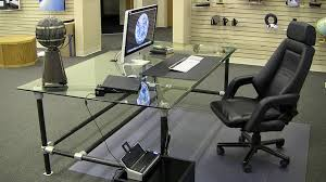 diy pipe computer desk how to make stylish diy glass desk astonishing uncategorized
