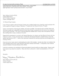 recommendation letter sample from high teacher compudocs us