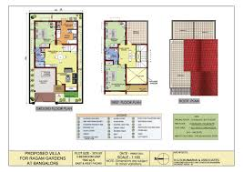 Home Design 40 60 by 100 Vastu Floor Plans North Facing 4 Bedroom House
