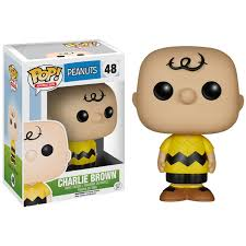 funko peanuts pop tv vinyl collectors set charlie brown lucy