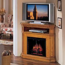 corner electric fireplace entertainment center ideas attractive